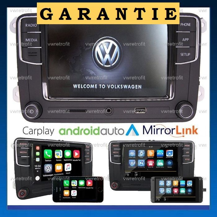 OFERTA: RCD 330 G PLUS 187B, Apple CarPlay Android Auto Waze Google