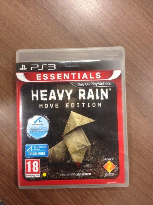 HEAVY RAIN jogo de missao