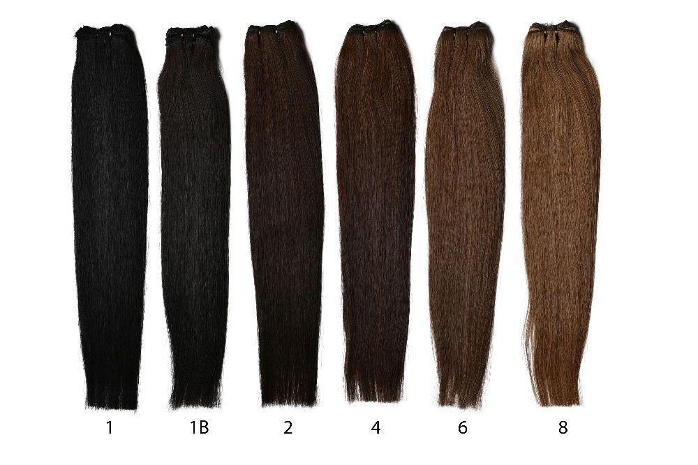 Голяма промоция на 100 % Естествена коса за удължаване!
