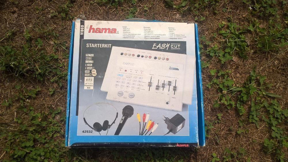 HAMA video mixer