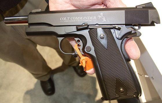Cel Mai Puternic Pistol CU RECUL!! (Blowback) Propulsie:Co2 Airsoftgaz