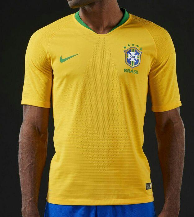 Oficial da selecção da brasileira