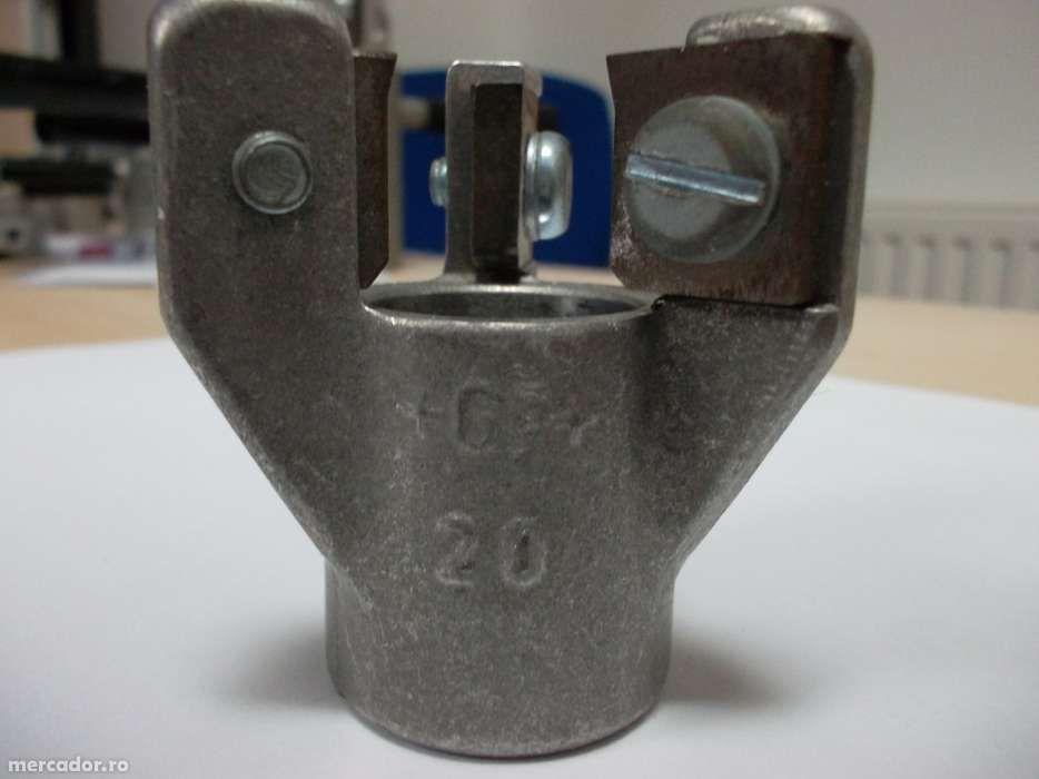 Vand calibror (rascheta, curatitor) tevi GEORG FISCHER 20 mm, nou