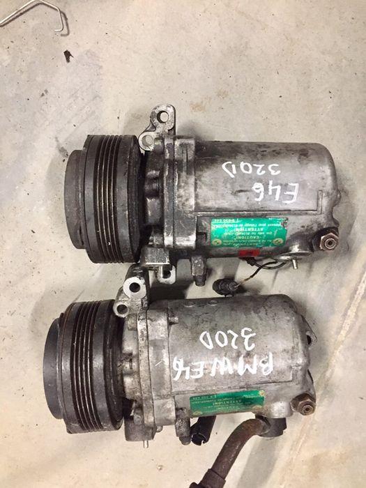 Compresor aer conditionat bmw E 46 320 d