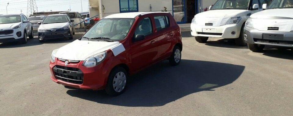 Suzuki Alto novo