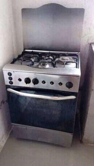 Técnico de fogões avariados