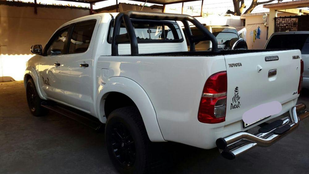 Toyota Hilux d4d Dakar...li.1.85
