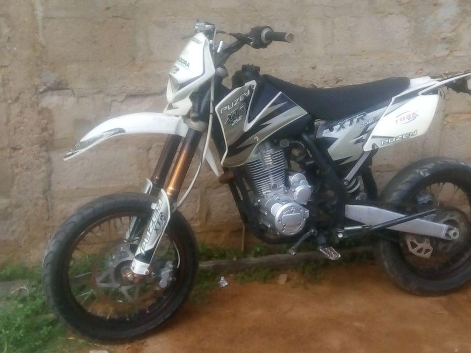 Mota Crossfox 250