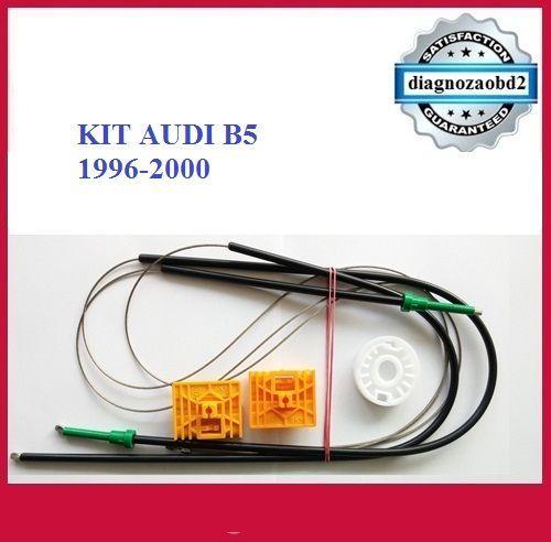 KIT Reparare macara geam Audi A4 1996 - 2000 , B5 fata stanga dreapta