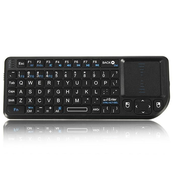 Mini tastatura wireless tocuhpad NOU !