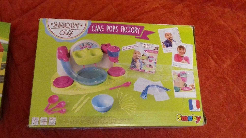 Joc Smoby Chef fabrică de acadele (312103) Bucatarie copii