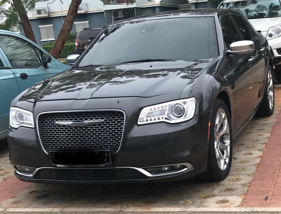 Vendo Chrysler 300 cc