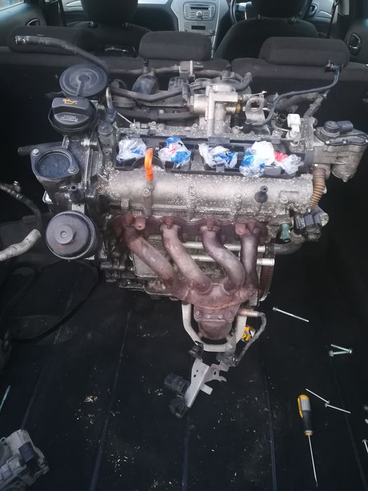 Motor 1.6 FSI golf5 BLF