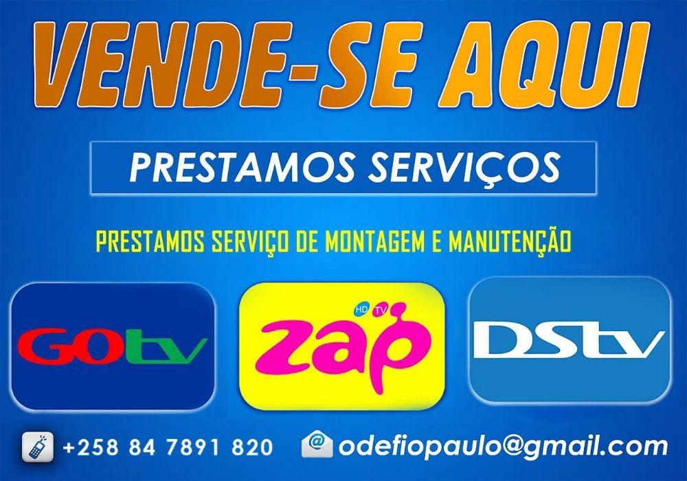 Montagem e Manutencao de ZAP e DSTV