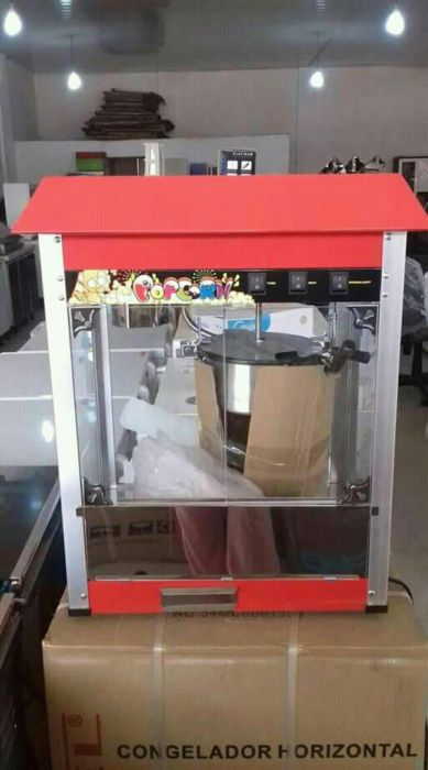 Máquina de pipóco a venda