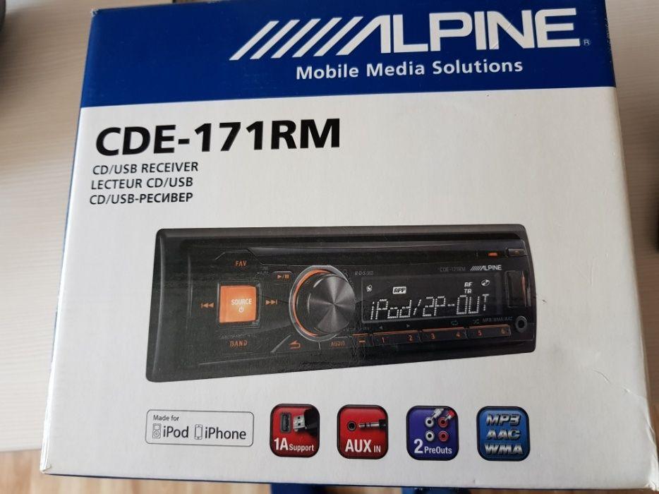 Vând MP3 player auto Alpine