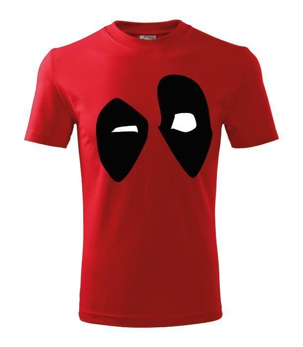 Tricouri Deadpool Holloween Cosplay Costume