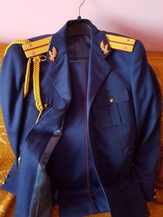 Vand uniforma militara ceremonie locotenent an 1989
