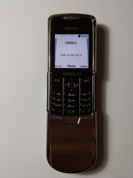 Telefon Nokia 8800 silver clasic
