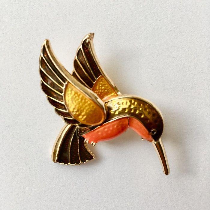 Brosa model pasare colibri