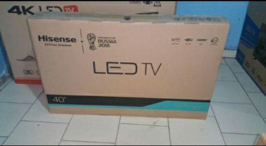 TV plasma LED 40 polegadas disponíveis