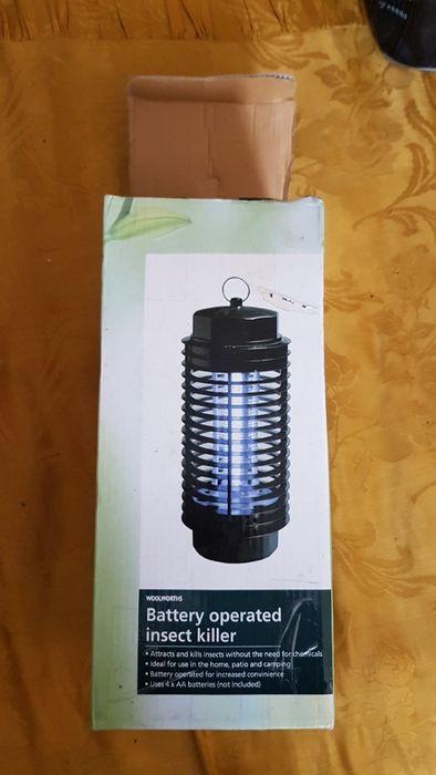 UV Лампа против Комари и други
