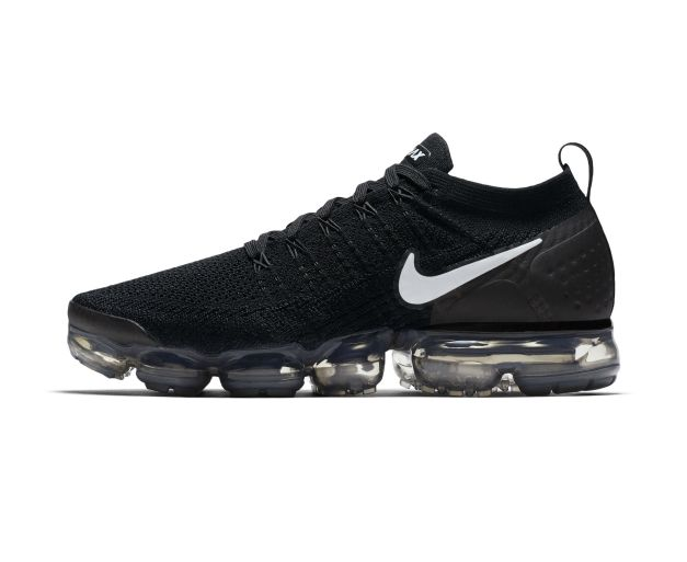NIKE Air Vapormax Flyknit 2.0 Men's 2019 black and white