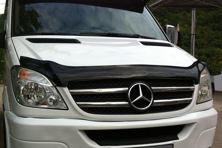 Мухобойки на Mercedes-benz