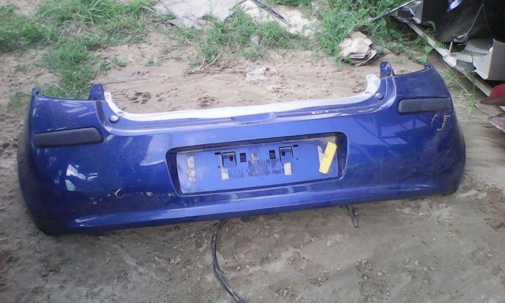Bara Spate Clio 3 hatchback