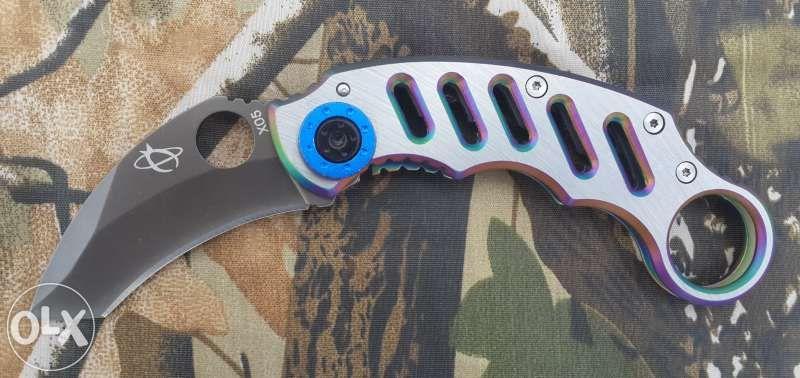 Нож Карамбит X05 Mantis 22