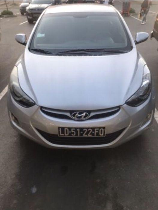 Hyundai Elantra ocasion