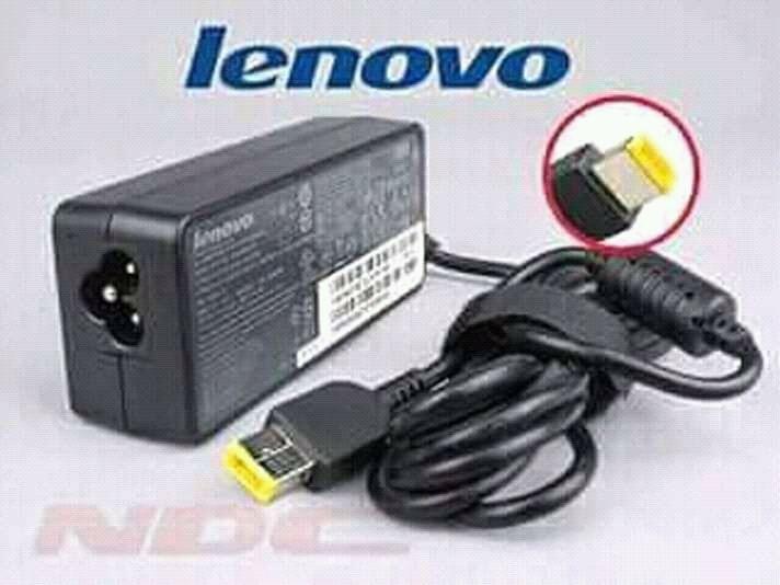 Carregador Para Lenovo ponta USB.