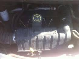 vand radiator ford transit 2003,2.4