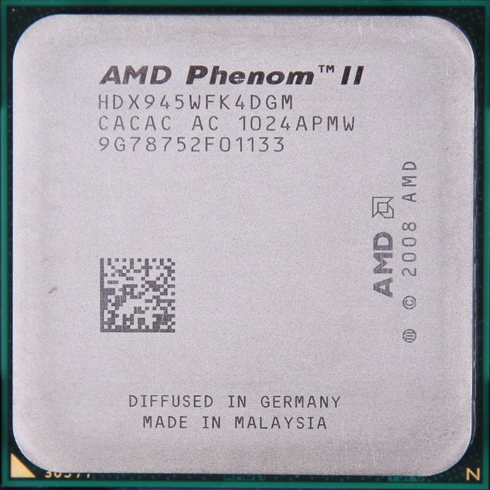 AMD Phenom II X4 945 /3.0GHz/