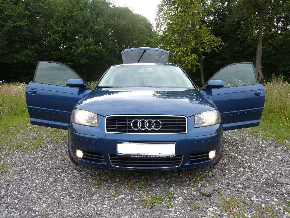 Dezmembrez Audi A3 8p 2004 Grila mica