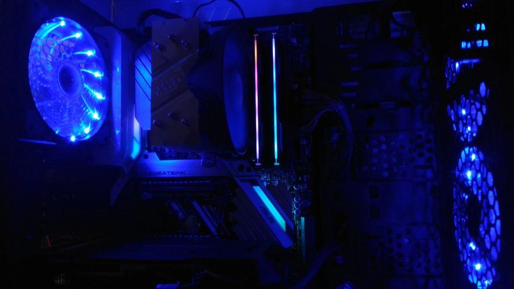Memoria Gamers DDR4 16GB RGB Magoanine - imagem 4