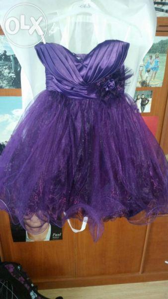 Бална рокля ПРОМОЦИЯ
