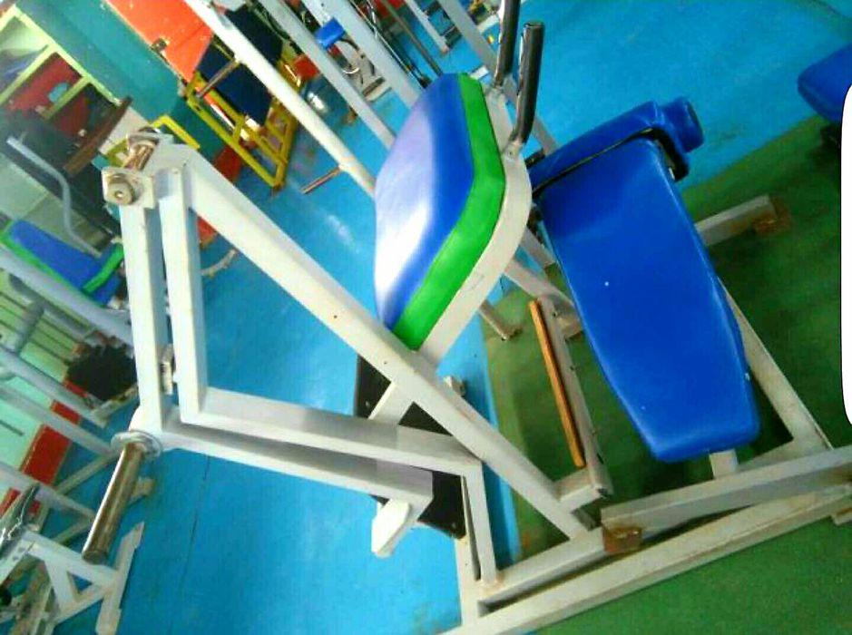 Maquina para treinar glúteo (Bum bum)