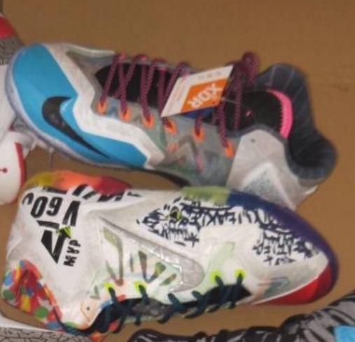 Ghete Nike Lebron James 11 XI,baschet, noi,in cutie, 39-45