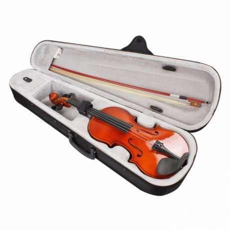 Set vioara 1/2 clasica pt. copii , vioara clasica 1/2