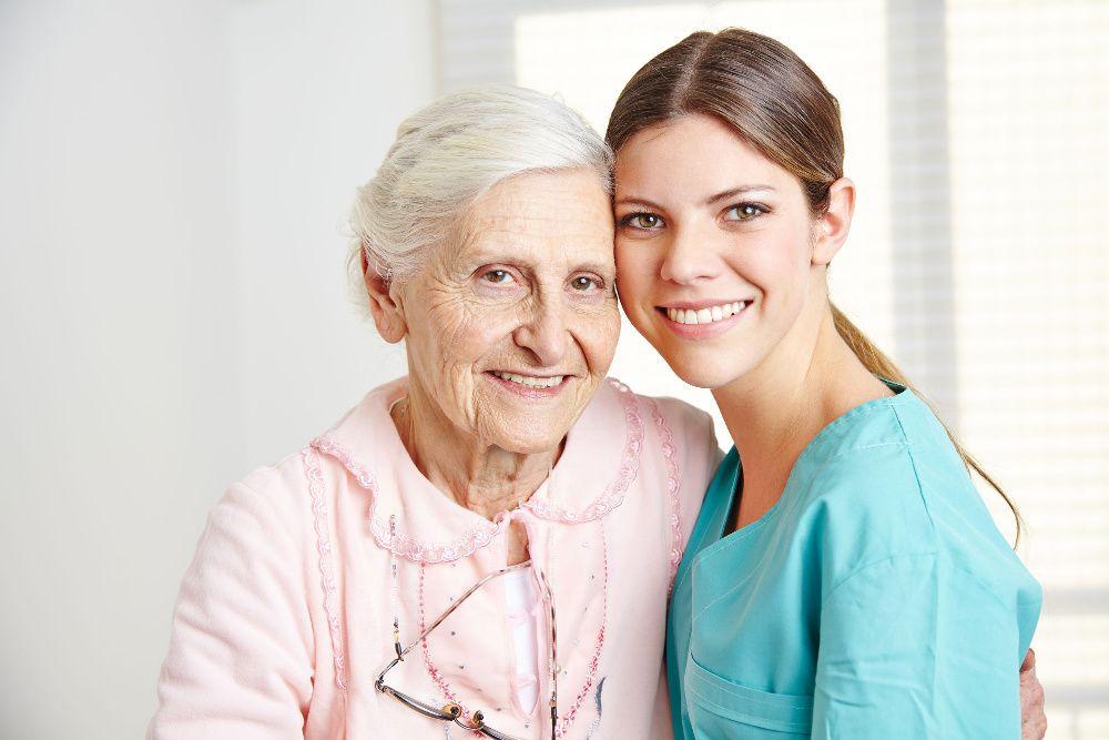 Soluções Seniores um serviço de apoio pensado em Si!