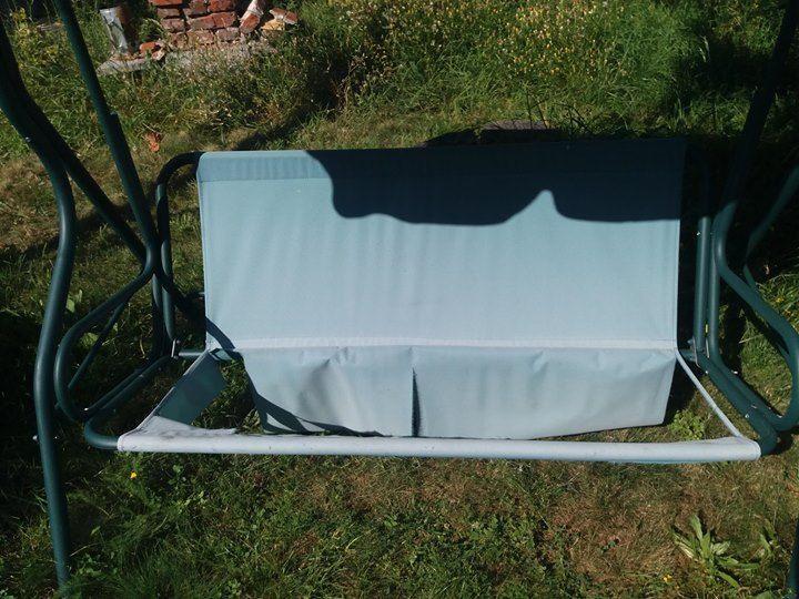седалка за градинска люлка