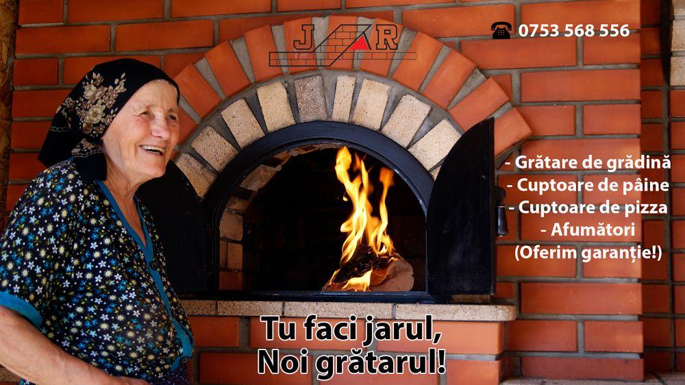 Gratare si cuptoare de gradina Bucuresti - imagine 8