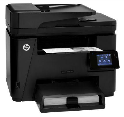 Preciso de Impressora Monocromática HP