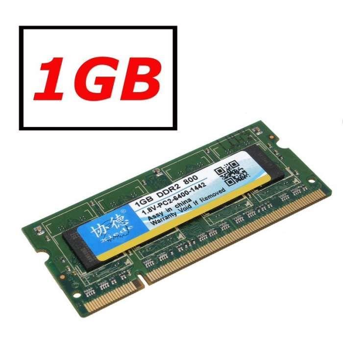 Memória RAM 1GB DDR2