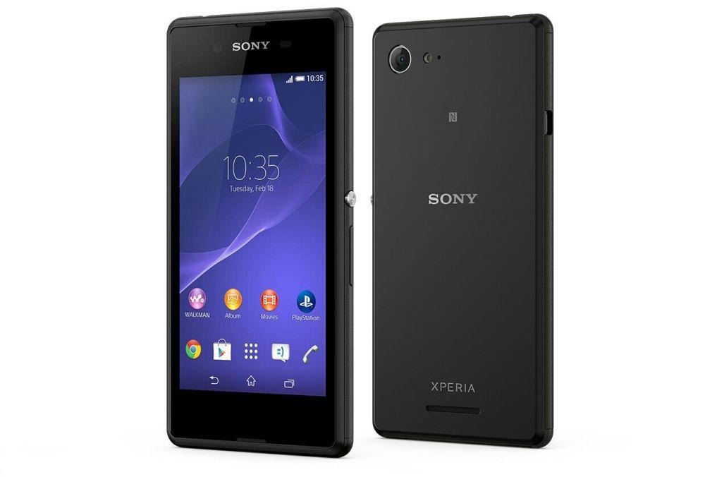 Vand telefon Sony Xperia E3 4G Smartphone Accesorii Quad Core Wi-fi GB