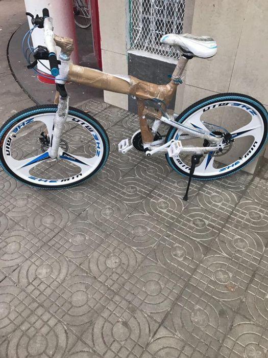 Bike nova em promoção