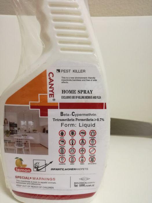 Home Spray, combate Moscas mosquitos, baratas