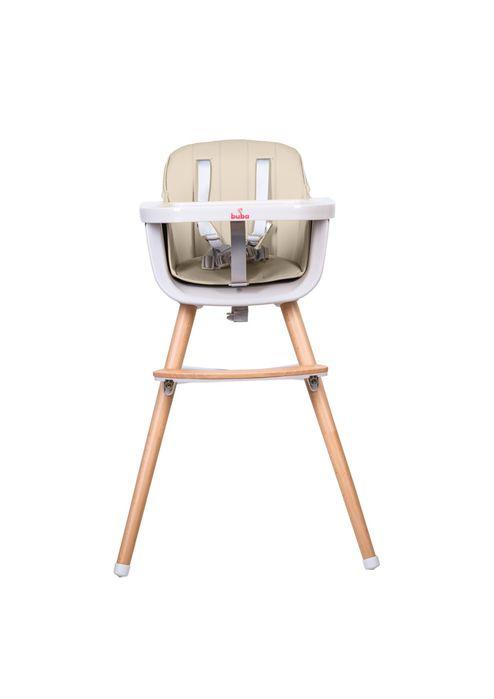 Buba Carino столче за хранене 2в1 бежово