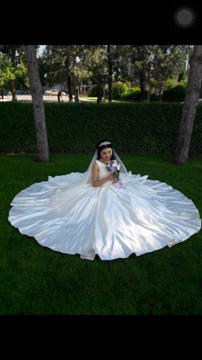 Продам или сдам на прокат свадебное платье.